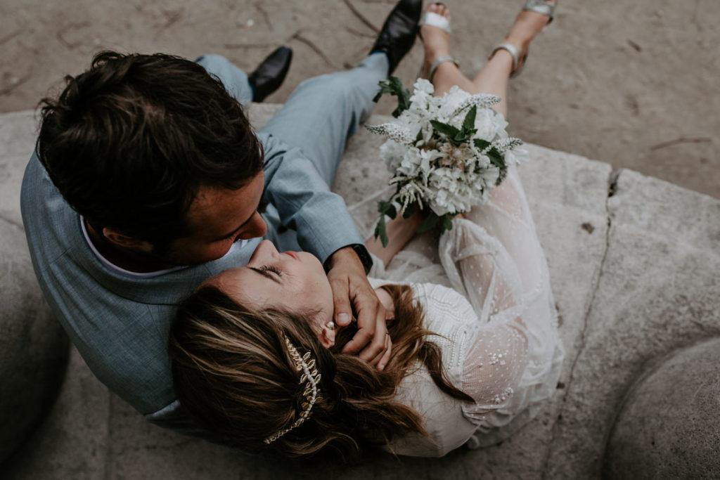Mariage au chalet des Iles Paris